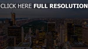 new york new york rockefeller center city usa park