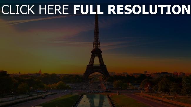 hd hintergrundbilder schöne frankreich stadt frankreich eiffelturm paris
