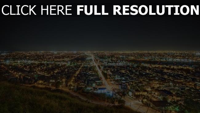 hd hintergrundbilder kalifornien nacht los angeles