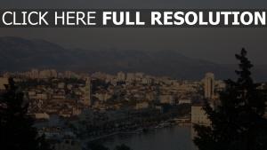kroatien dalmatien adria mittelmeer europa