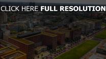metropole gebäude berlin hdr deutschland