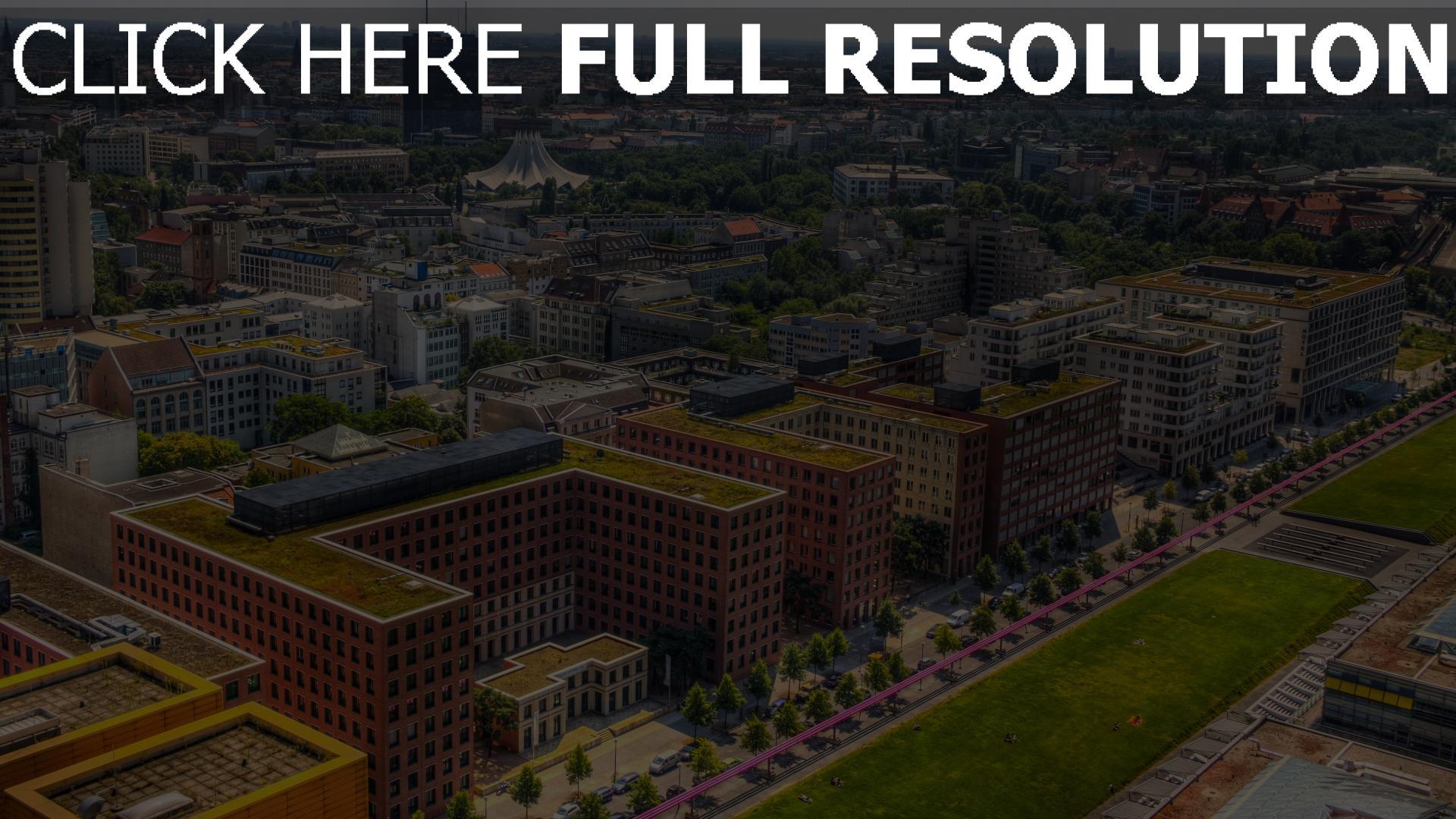 hd hintergrundbilder metropole gebäude berlin hdr deutschland 1920x1080