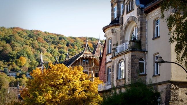hd hintergrundbilder gebäude wald architektur deutschland herbst heidelberg