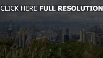 wolkenkratzer china hong kong