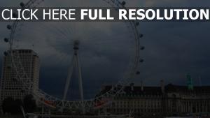 riesenrad vereinigtes königreich london