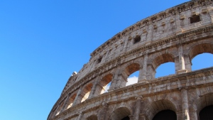 kolosseum architektur italien rom