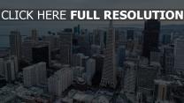 metropole gebäude wolkenkratzer
