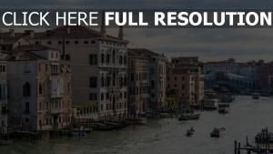 rialto kanal italien venedig