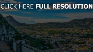 berge architektur italien amalfi