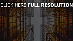 himmel wolkenkratzer architektur