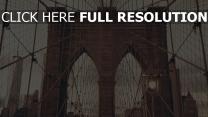 brücke architektur new york brooklyn