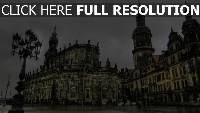 hd hintergrundbilder gebäude deutschland dresden