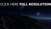 rock planeten shine stern