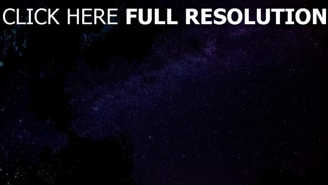 hd hintergrundbilder sterne lichter gesetzt nacht