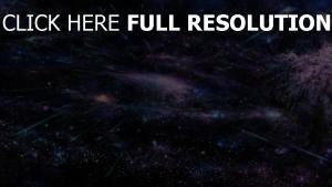 sterne meteoriten nebelfleck spiral