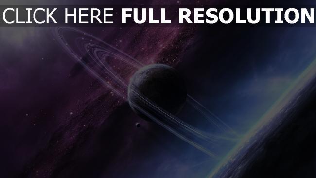 hd hintergrundbilder planet sternennebel stern ring glühen