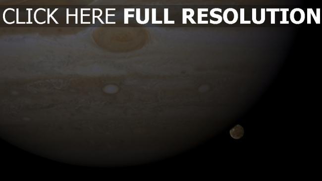 hd hintergrundbilder planeten mond jupiter ganymed