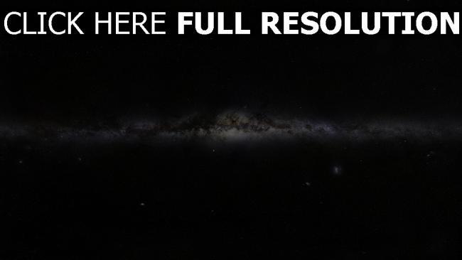 hd hintergrundbilder sterne milchstraße nebel licht