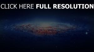 licht glühen energie galaxis