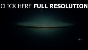 stern ring spirale licht
