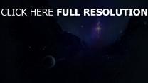 planeten ringe sterne konstellationen