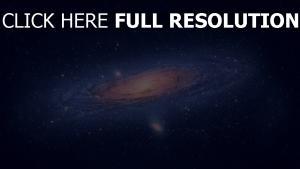 galaxien sterne spirale sternbilder