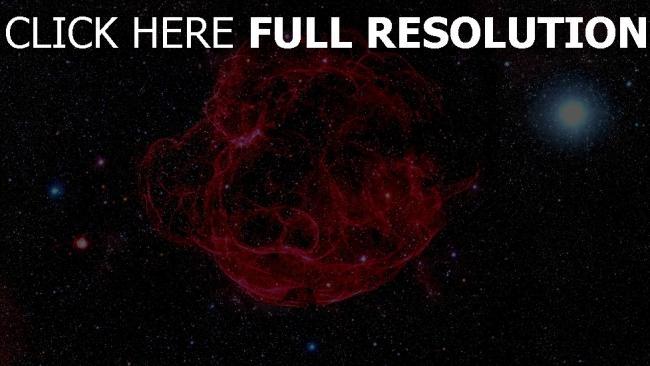 hd hintergrundbilder sterne konstellationen nebelfleck glühen
