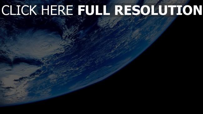 hd hintergrundbilder planet erde himmel wolken unendlichkeit