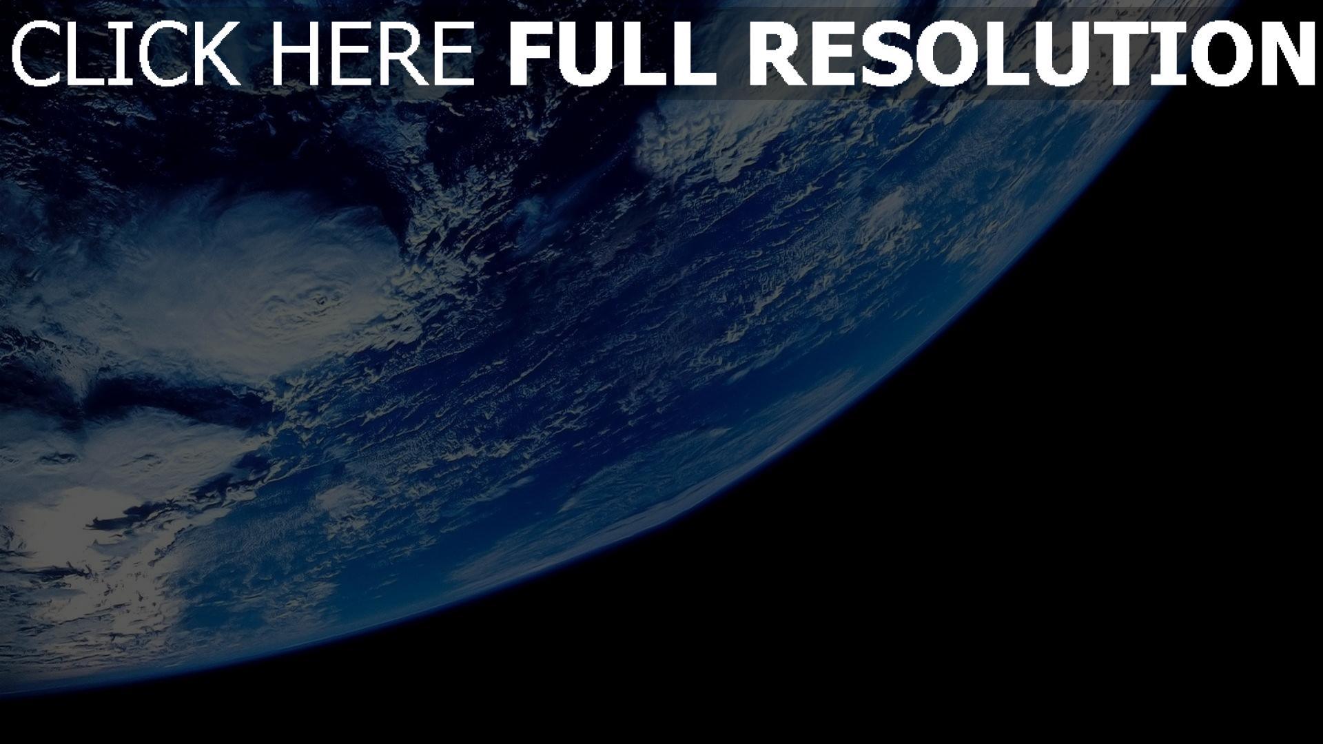 hd hintergrundbilder planet erde himmel wolken unendlichkeit 1920x1080